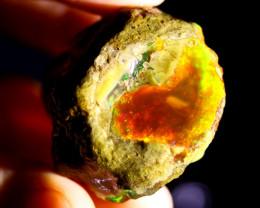 135cts Ethiopian Crystal Rough Specimen Rough / CR5043