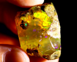 90cts Ethiopian Crystal Rough Specimen Rough / CR5048
