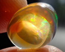 $1 NR Auction 5.13ct Mexican  Fire Opal