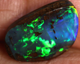 6CTS BOULDER OPAL POLISHED STONE  INV-963 investmentopals