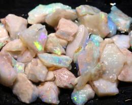 20cts Coober Pedy White Opal Rough Parcel  ADO- 9638 adopals