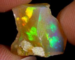 6cts Natural Ethiopian Welo Rough Opal / PA553