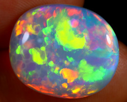 6.78cts Natural Ethiopian Welo Opal / BF8520