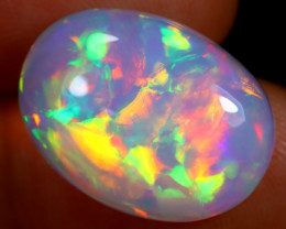 7.62cts Natural Ethiopian Welo Opal / BF8526