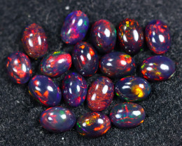 SMOKED WELO OPAL  8.28cts Parcel Lot  Opal / BF8544
