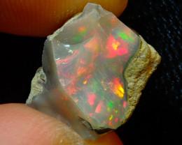 5.6ct Natural Ethiopian Welo Rough Opal