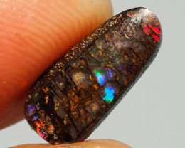 2.20CT AMAZING WOOD REPLACEMENT BOULDER OPAL AA985