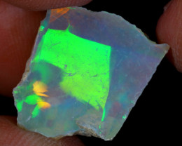10cts Natural Ethiopian Welo Rough Opal / WR8522