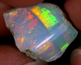 11cts Natural Ethiopian Welo Rough Opal / WR8531