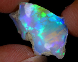 9cts Natural Ethiopian Welo Rough Opal / WR8536