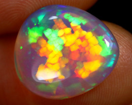 4.53cts Natural Ethiopian Welo Opal / BF8560