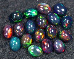 SMOKED WELO OPAL  15.70cts Parcel Lot  Opal / BF8583