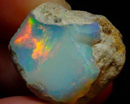 $1 NR Auction 23.3ct Natural Ethiopian Welo Rough Opal
