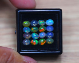 3.60Ct Natural Ethiopian Welo Solid Opal Lot W589