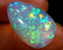 19.05cts Natural Ethiopian Welo Opal / BF8625
