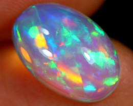 3.52cts Natural Ethiopian Welo Opal / BF8626
