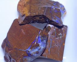299.83 Carats Boulder Opal Rough Parcel  ANO-2769