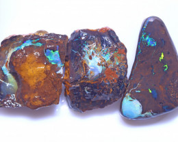 52.95 Carats Koroit Opal Rough Parcel  ANO-2773