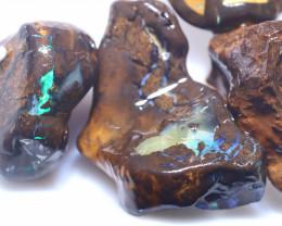 100.60Carats Koroit Opal Rough Parcel  ANO-2777