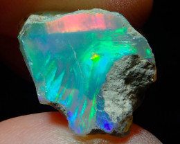 10.5ct Natural Ethiopian Welo Rough Opal