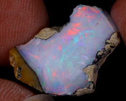 7cts Natural Ethiopian Welo Rough Opal / WR8600