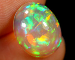 3.51cts Natural Ethiopian Welo Opal / BF8761