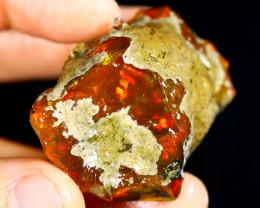 145cts Ethiopian Crystal Rough Specimen Rough / CR5077