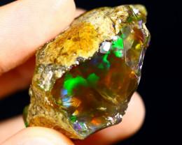 143cts Ethiopian Crystal Rough Specimen Rough / CR5083