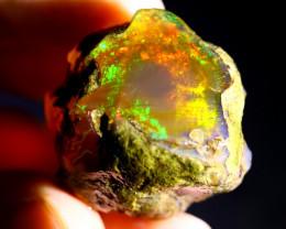 94cts Ethiopian Crystal Rough Specimen Rough / CR5090