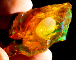 94cts Ethiopian Crystal Rough Specimen Rough / CR5093