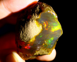 141cts Ethiopian Crystal Rough Specimen Rough / CR5096