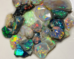 Gem Select Colourful Material- See the video and good luck bidding#574