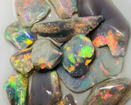 Multicolour & Beautiful Rough** 20 CTs of Beauties #595