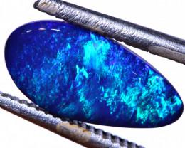 Opal Doublet Gem Lightning Ridge AOH-860 - australianopalhunter