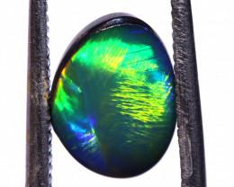 Opal Doublet Gem Lightning Ridge * AOH-864 - australianopalhunter