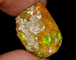 12cts Natural Ethiopian Welo Rough Opal / WR8693