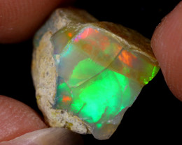 8cts Natural Ethiopian Welo Rough Opal / WR8714