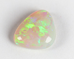 Lightning Ridge Australia - Solid Crystal Opal - 1.1 cts