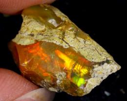 9cts Natural Ethiopian Welo Rough Opal / SU412