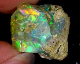 10cts Natural Ethiopian Welo Rough Opal / SU413