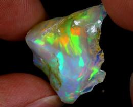 10cts Natural Ethiopian Welo Rough Opal / SU414