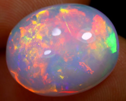 7.60cts Natural Ethiopian Welo Opal / BF8655