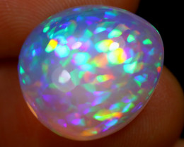 11.00cts Natural Ethiopian Welo Opal / BF8658