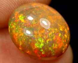4.33cts Natural Ethiopian Welo Opal / BF8660