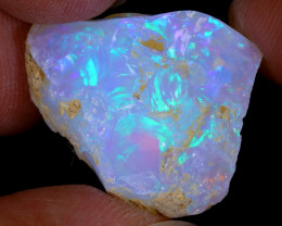 29cts Natural Ethiopian Welo Rough Opal / WR8814