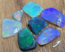 30 CARATS OPAL RUBS, FINISH FOR GOOD PROFIT CUTTERS FOR JEWELERS