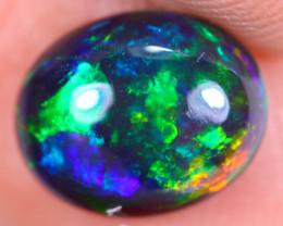 1.71cts Natural Ethiopian Welo Smoked Opal / SU513