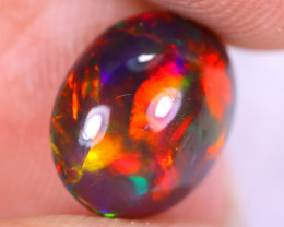 1.42cts Natural Ethiopian Welo Smoked Opal / SU514