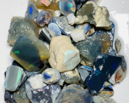 Floor Sweep** 550 CTs of Mix Opals From the Cutter's Bench#648