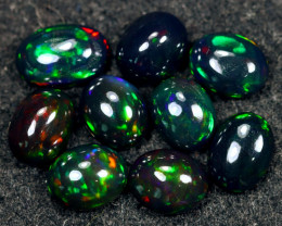 15.30cts Natural Ethiopian Smoked Welo Opal Parcel Lot / Hm3152